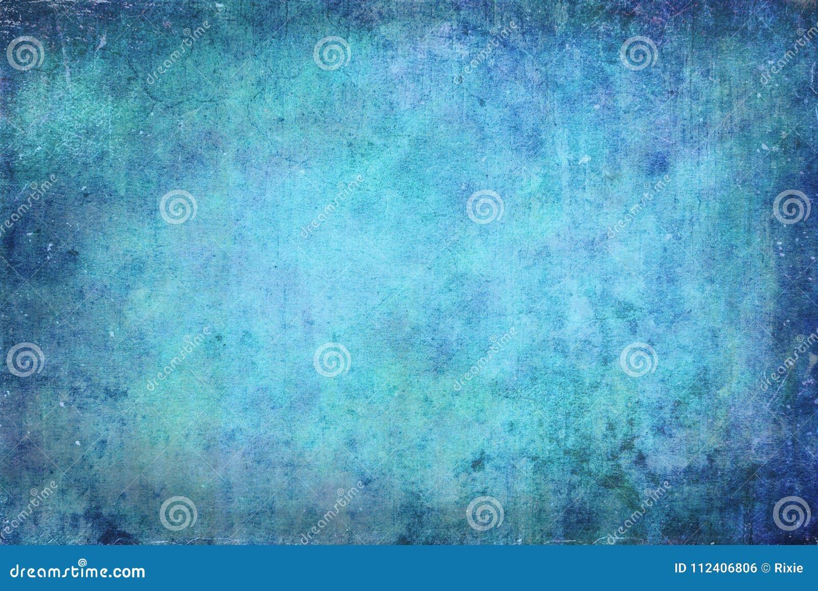 Blu chiazzato, fondo afflitto