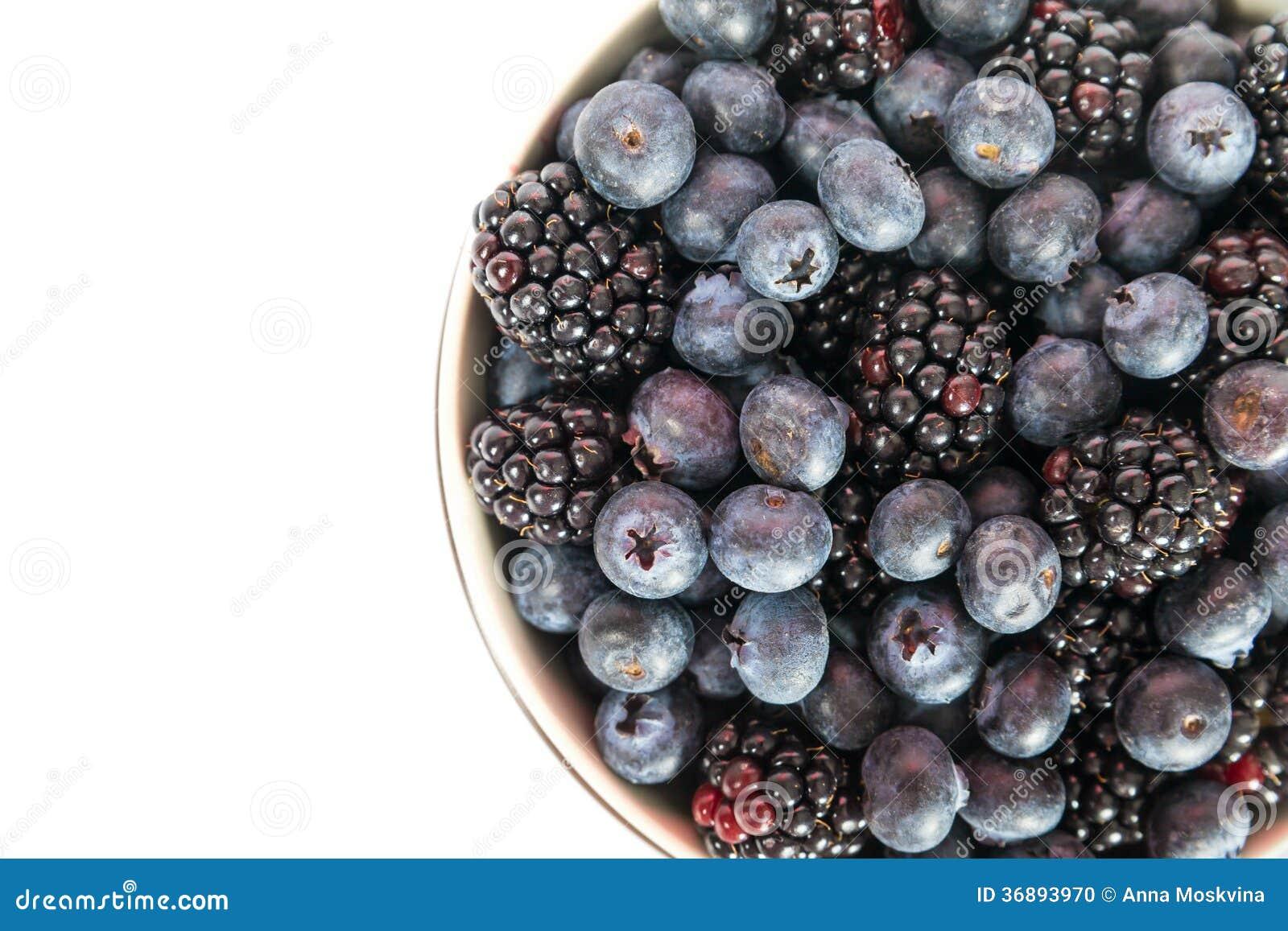 Download Bluberries e more fotografia stock. Immagine di sugoso - 36893970