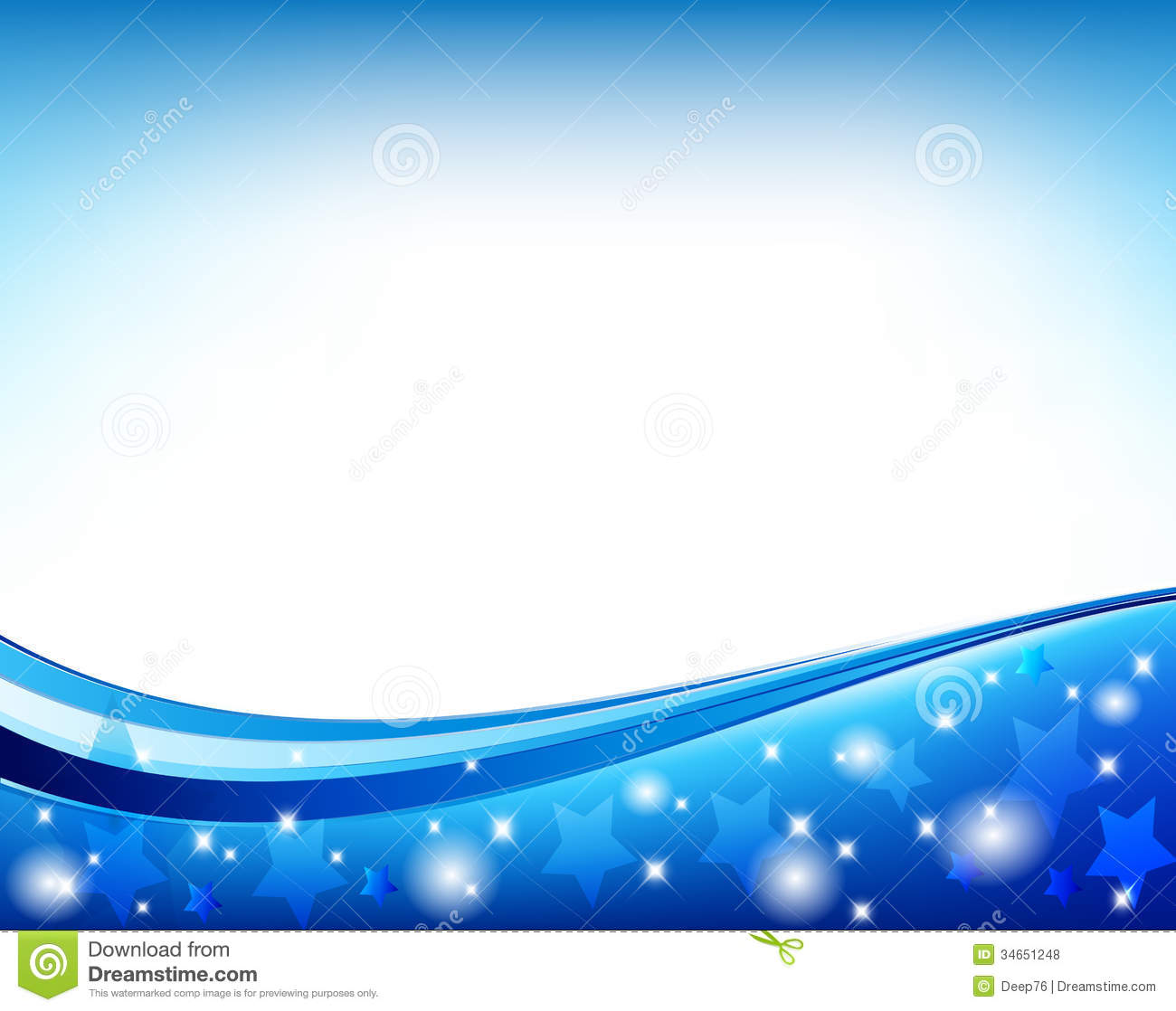 Blue Abstract Backround Royalty Free Stock Photos - Image: 34651248