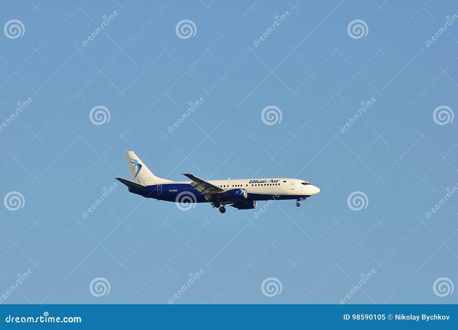 Blue Air Boeing 737-42C