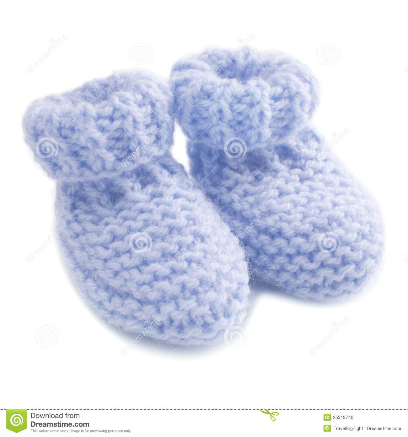 Knitted Baby Shoes For Sale