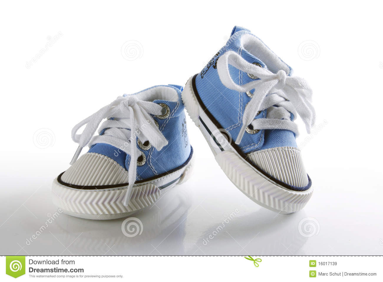 the gallery for gt blue baby shoes