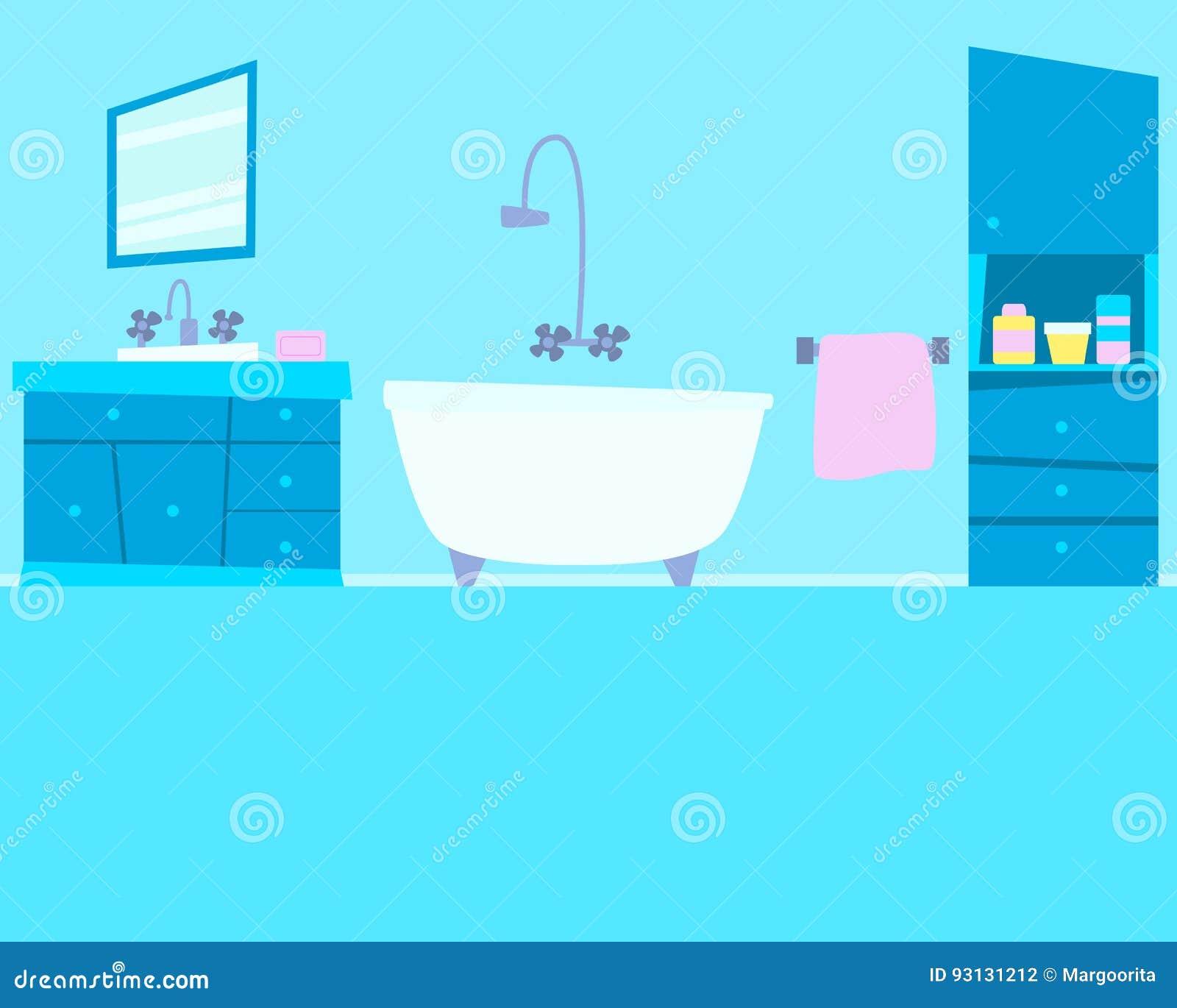 Rc Furniture Interior Design Stock Dealer ~ Sink cartoons illustrations vector stock images
