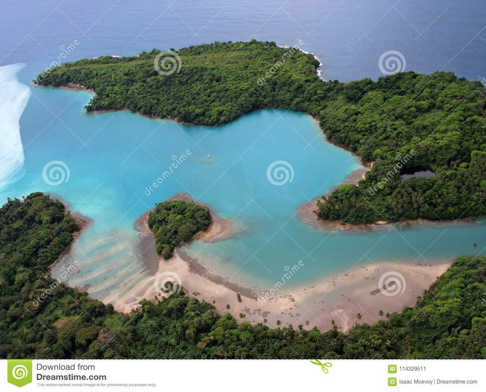 Papua New Guinea Bay