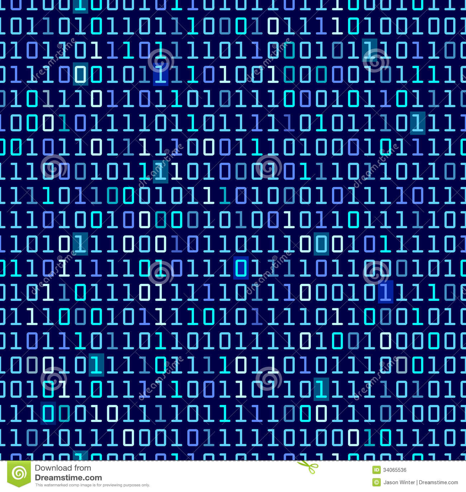 Blue binary background royalty free stock image image - Binary background gif ...