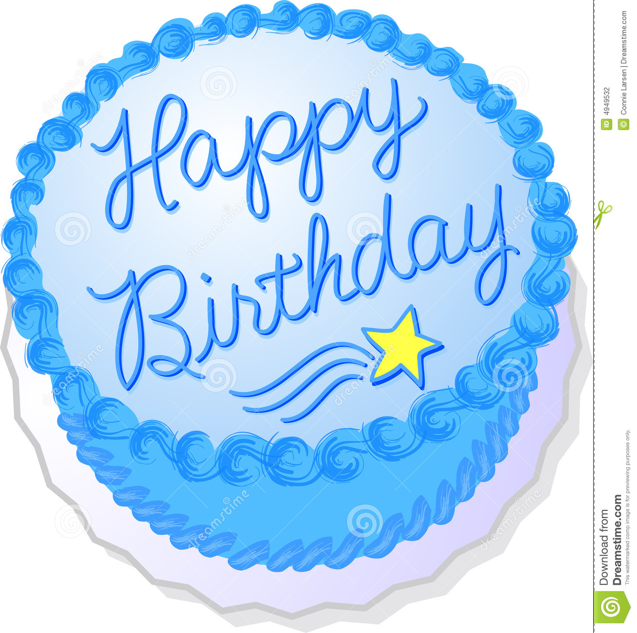 Displaying 17> Images For - Blue Birthday Cake Clip Art...