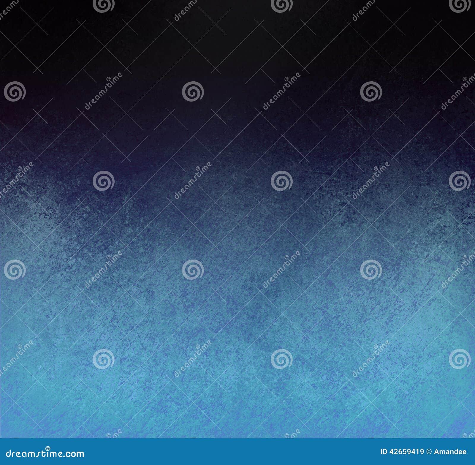 Blue black background texture border