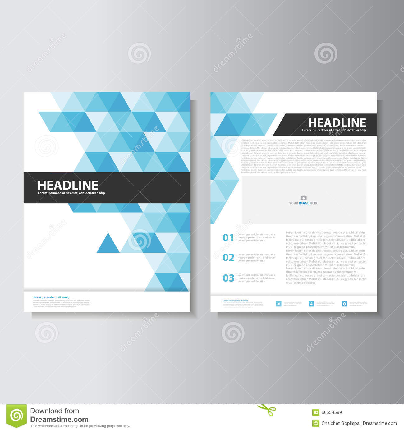 blue and black brochure flyer leaflet presentation templates blue and black brochure flyer leaflet presentation templates infographic elements flat design set for marketing