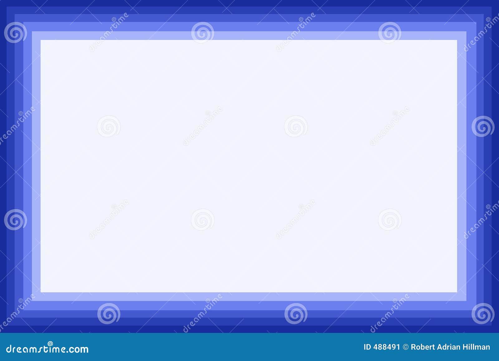 blue border stock illustration illustration of rectangle 488491
