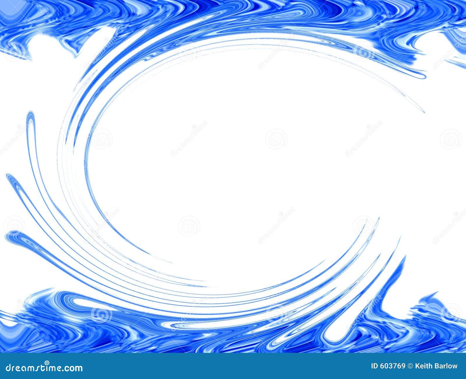blue border stock illustration illustration of abstract 603769