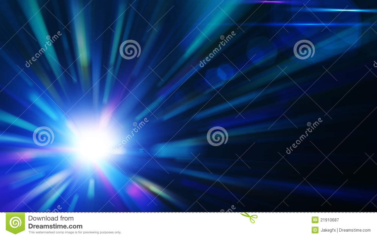 Abstract Sports Background Royalty Free Stock Image: Blue Burst, Abstract Background Royalty Free Stock