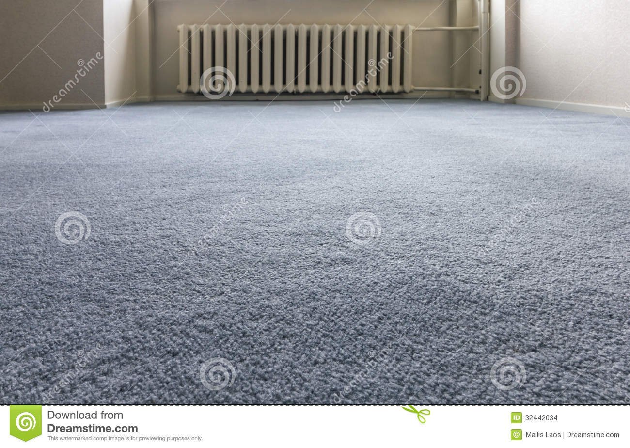 Blue carpet floor stock images image 32442034 for In floor or on floor