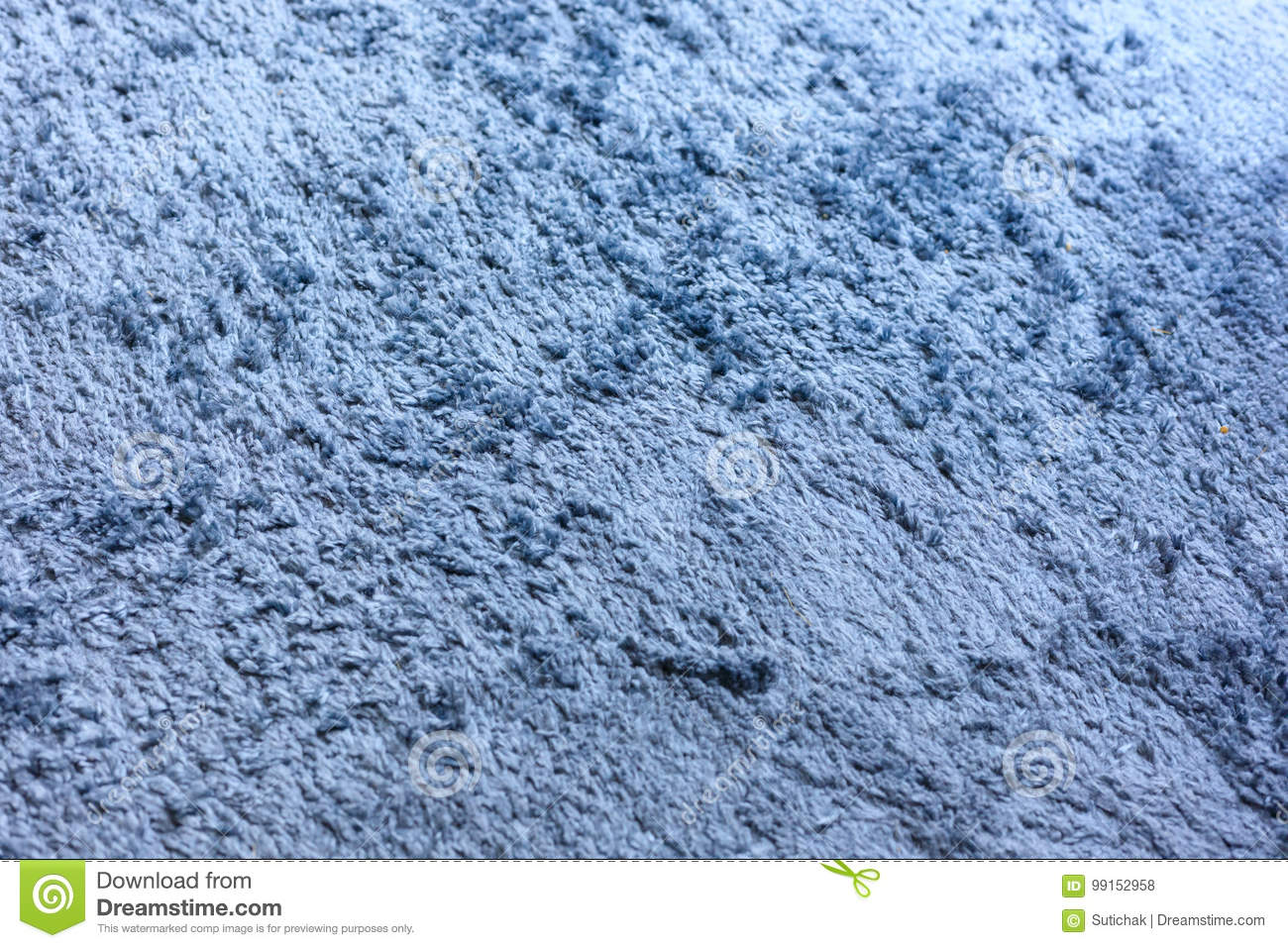 Download Blue Carpet Softness Texture Stock Photo