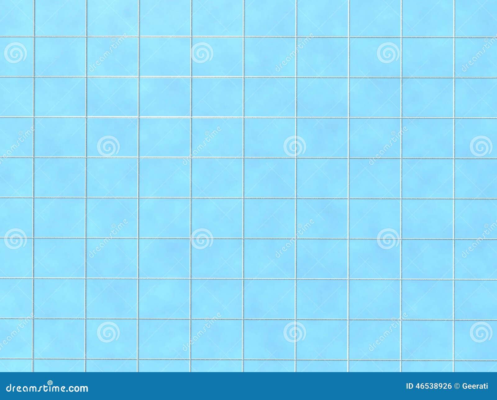 Download Blue ceramic tile pattern stock photo. Image of background - 46538926