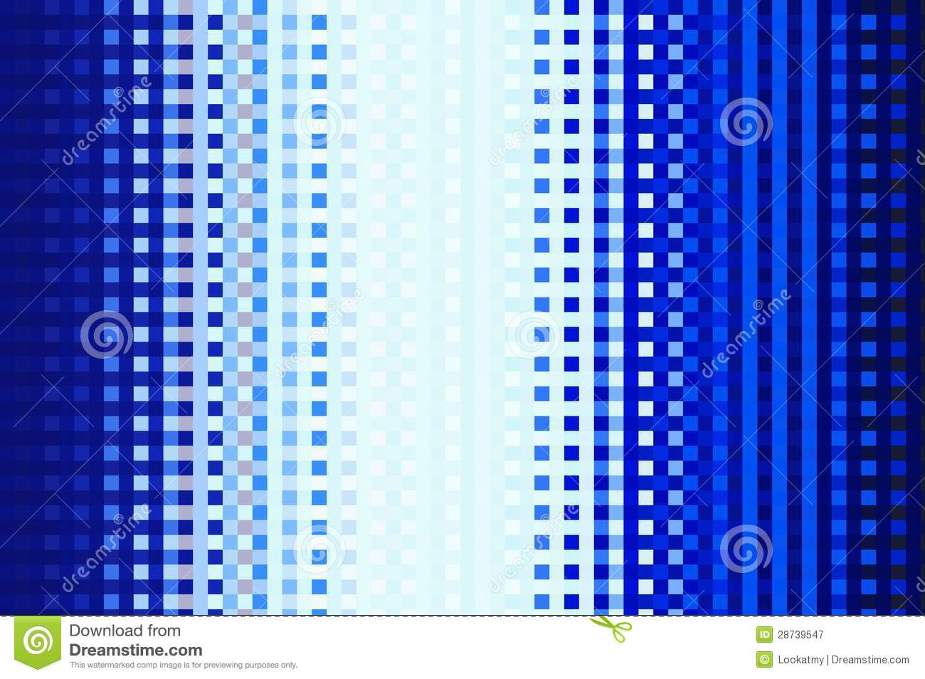 Blue checkered background stock illustration. Image of ...