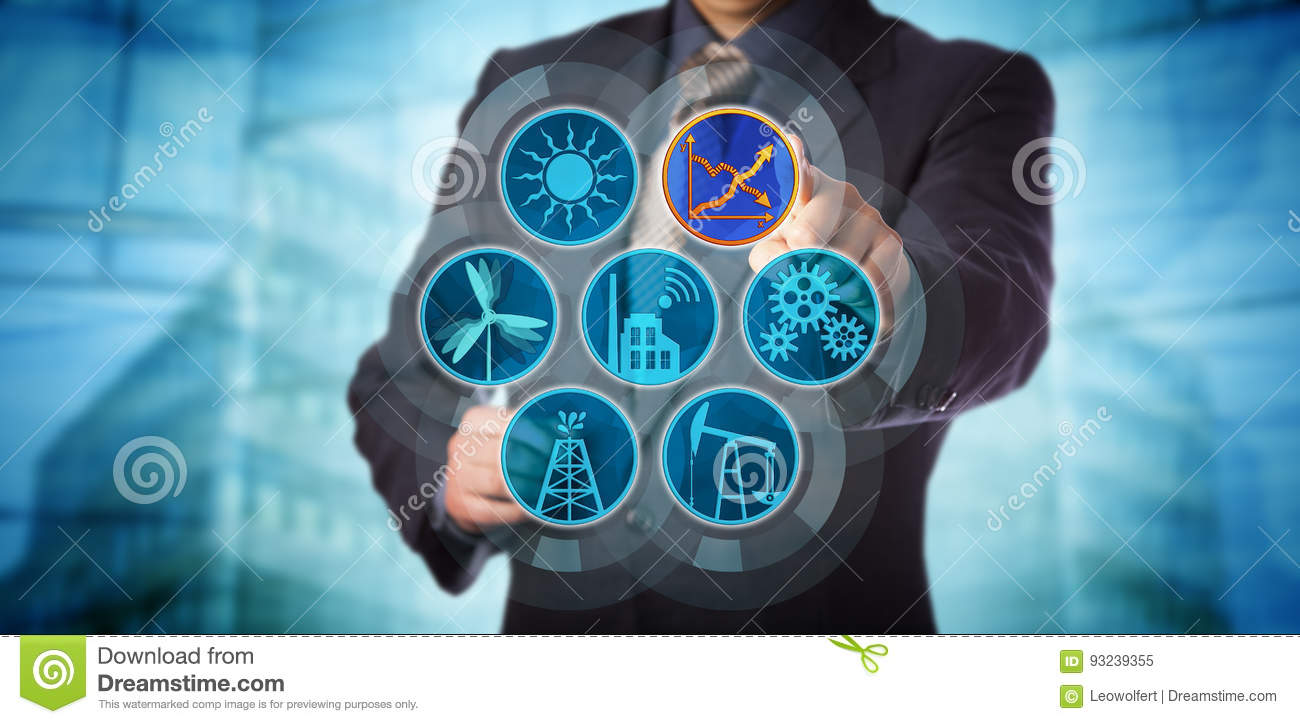 Blue Chip Manager Monitoring Energy Efficiency