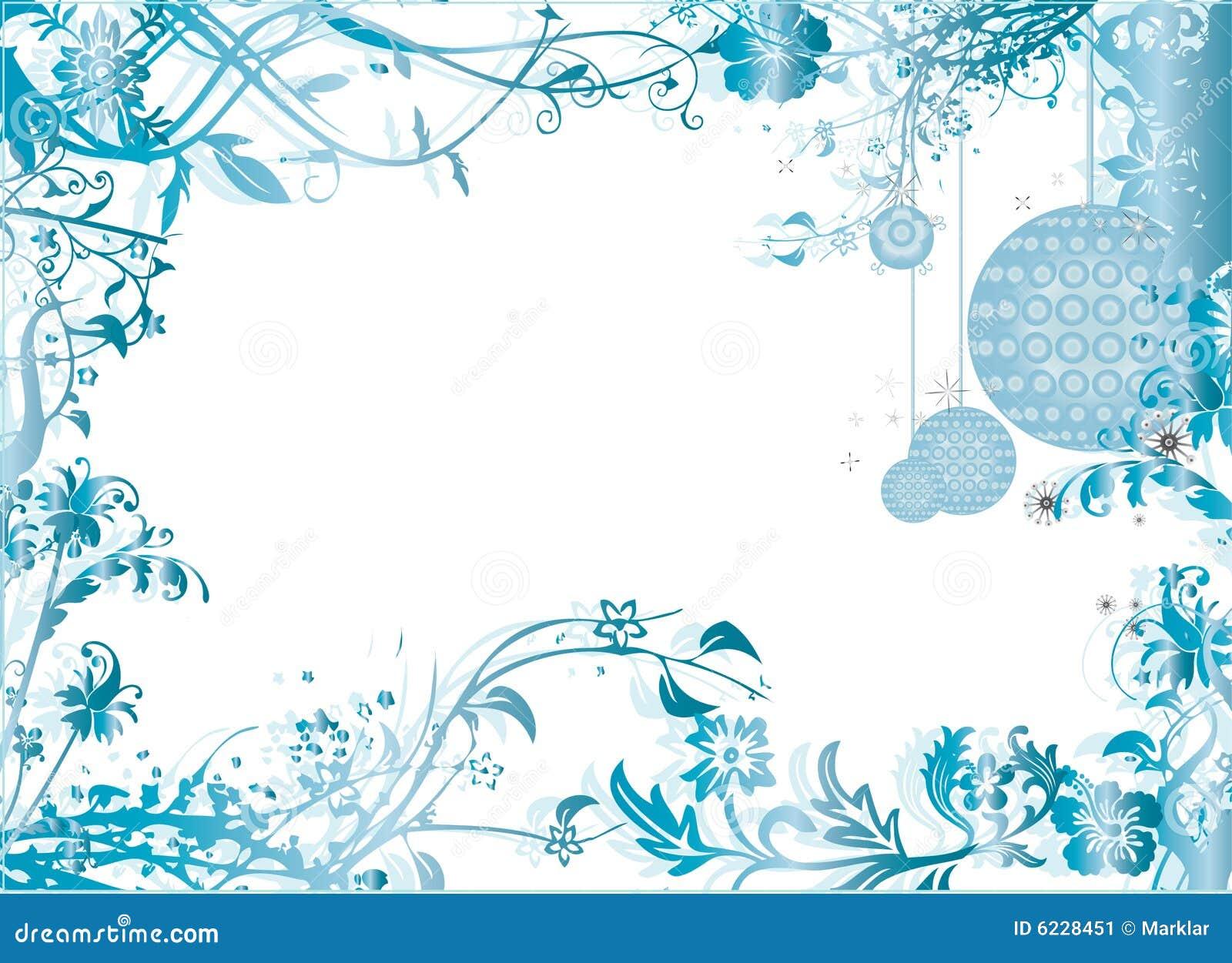 Fence png transparent images png all - Blue Christmas Frame Pattern Vector Illustration Stock