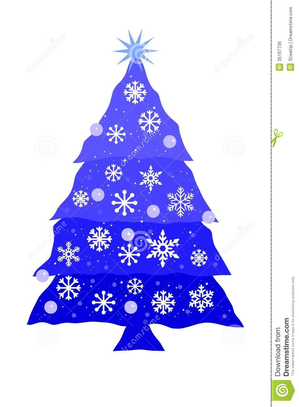 blue christmas tree - Christmas Tree Blue