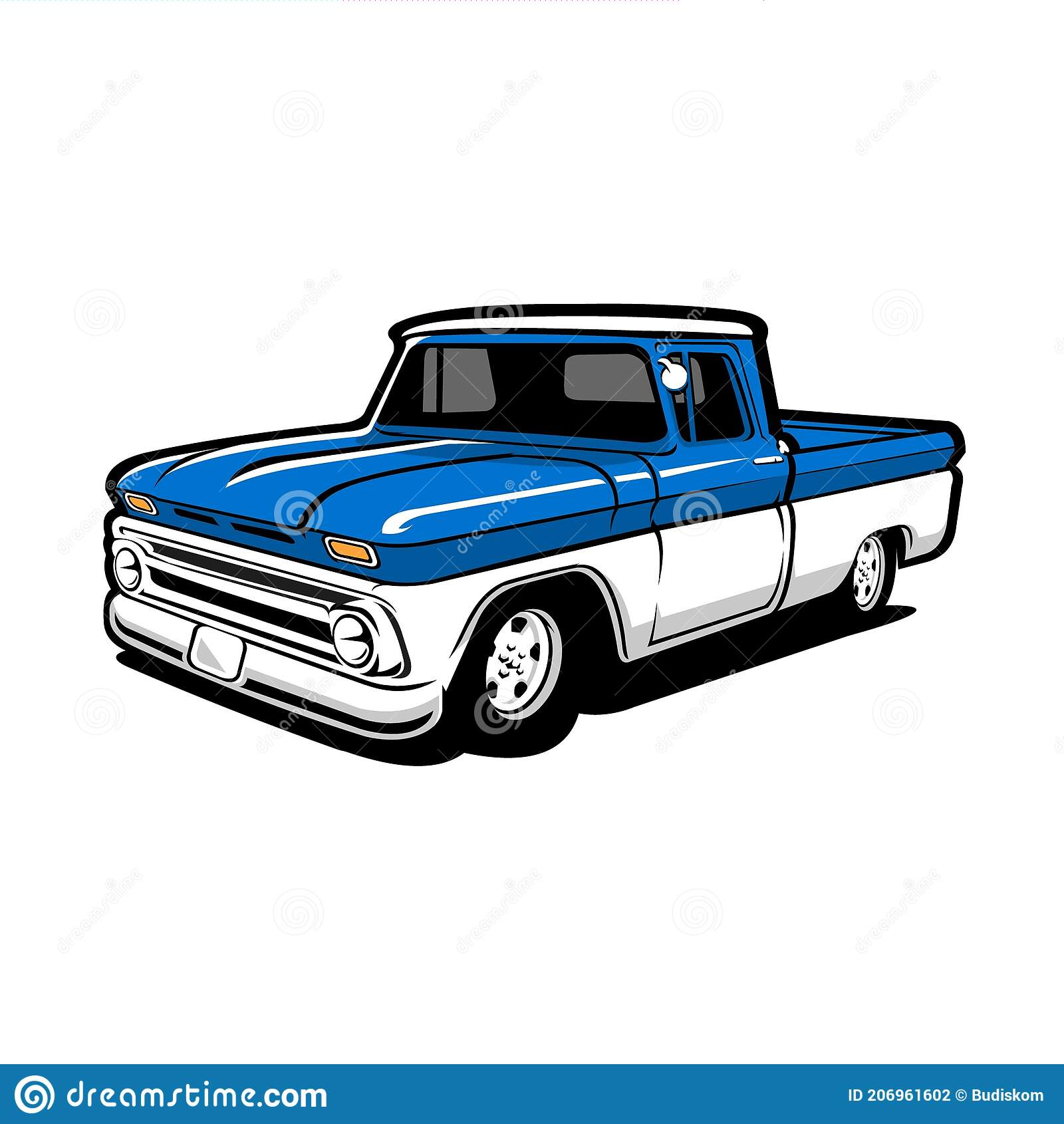 Lowered Truck Stock Illustrations 10 Lowered Truck Stock Illustrations Vectors Clipart Dreamstime