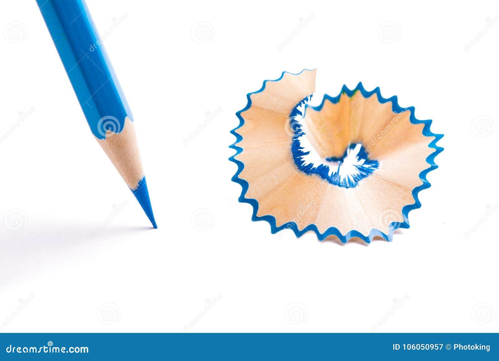 Blue Color pencil