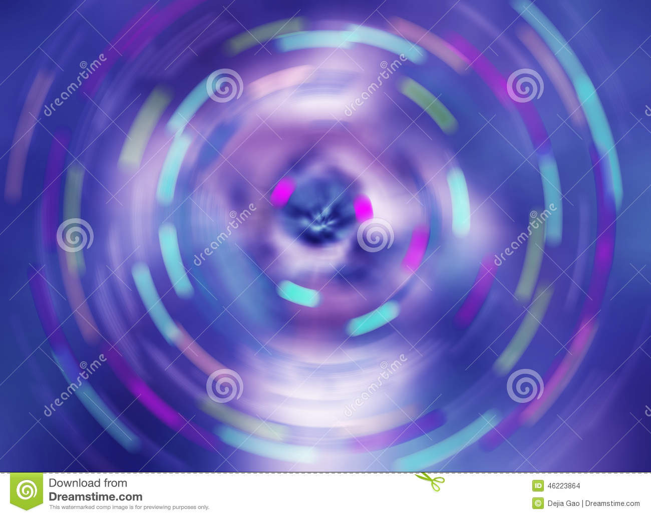Background image rotate - Abstract Blue Spin Spinning Background Stock Images