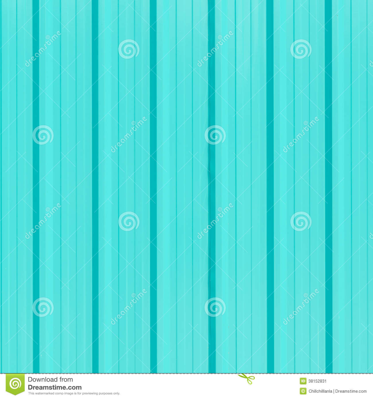 Blue Container Surface Stock Image Image 38152831