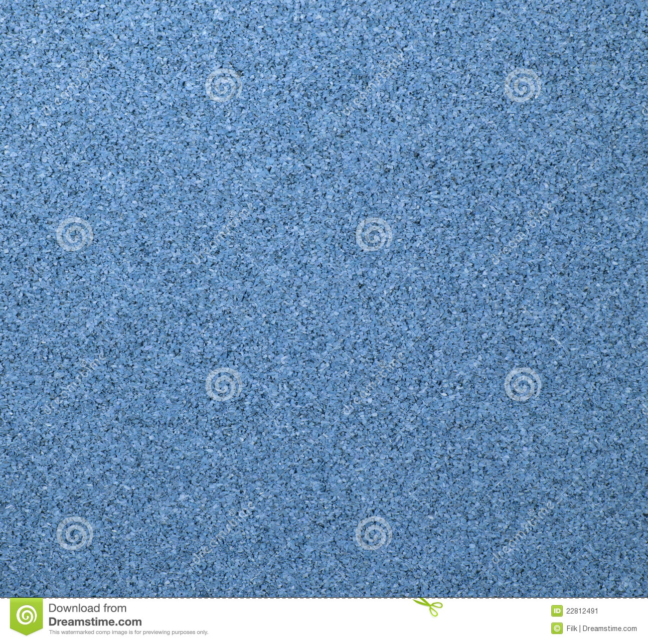 Blue cork board texture stock image. Image of border ...