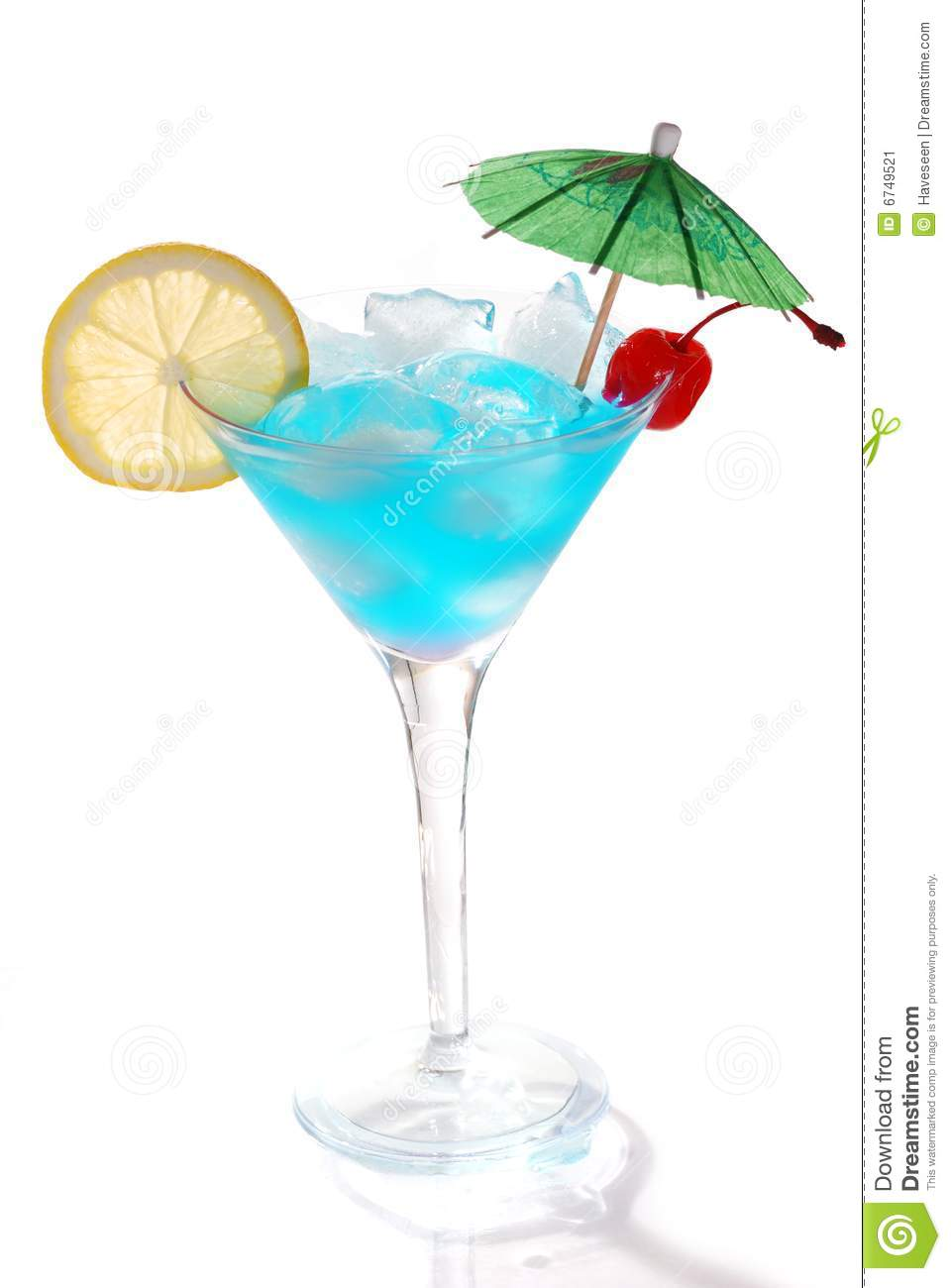 Blue curacao cocktail stock image image of background for Cocktail curacao