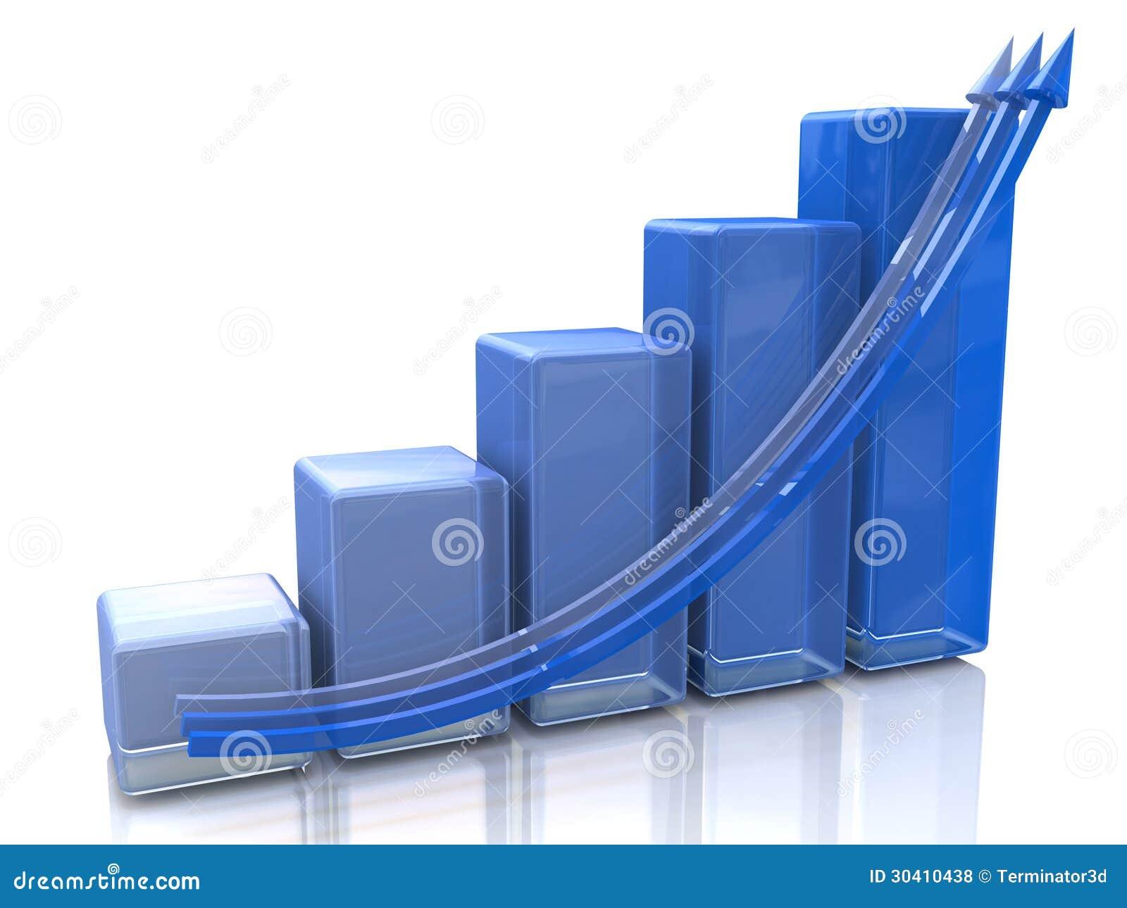Blue Diagram Stock Illustration  Illustration Of Concepts
