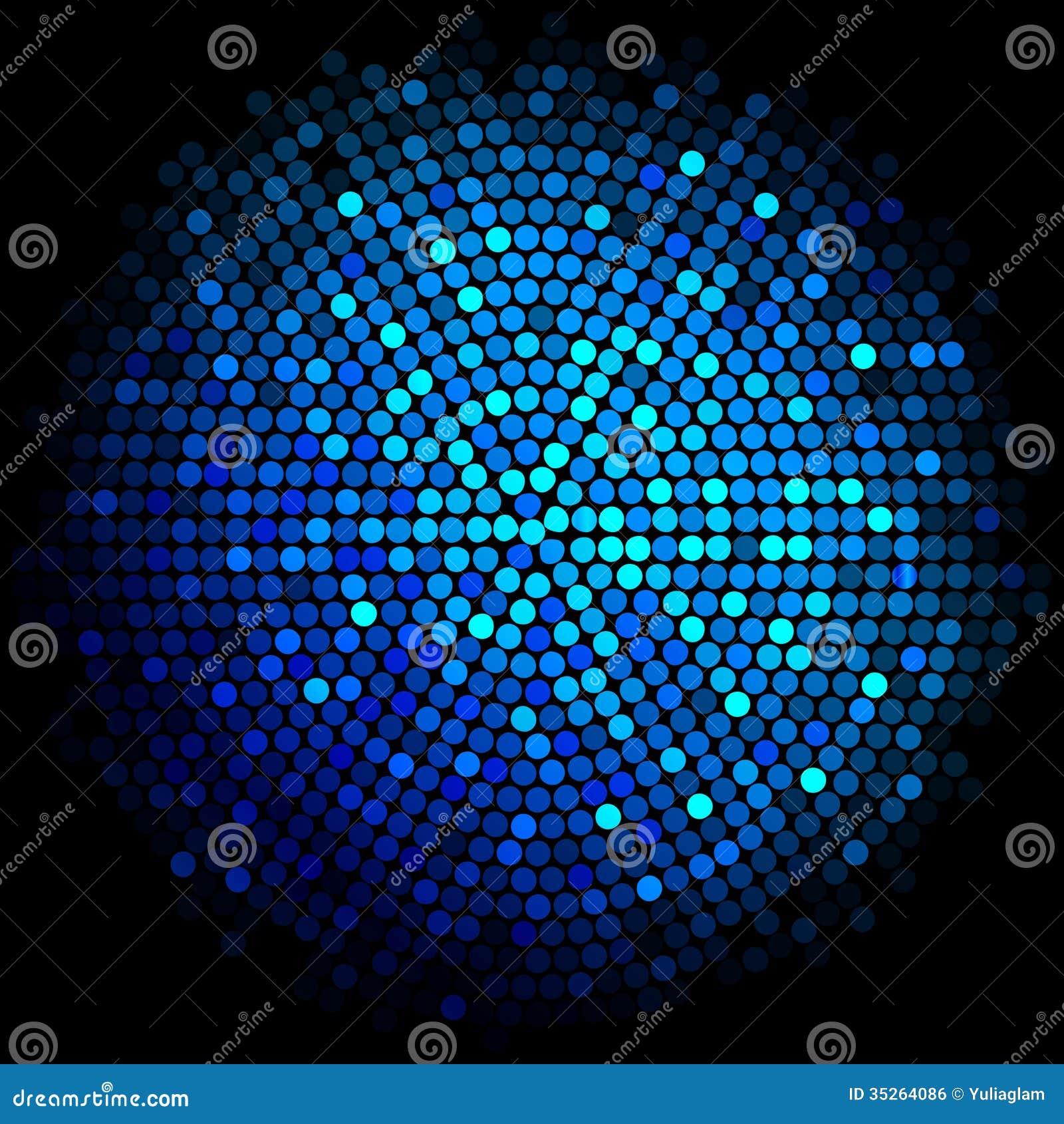Blue Disco Lights Background Royalty Free Stock Image ... | 1300 x 1390 jpeg 311kB
