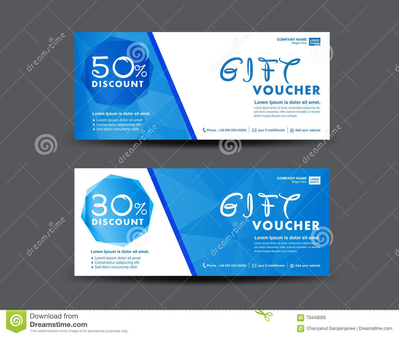 Blue discount voucher template coupon designticket bannercar blue discount voucher template coupon designticket bannercar reheart