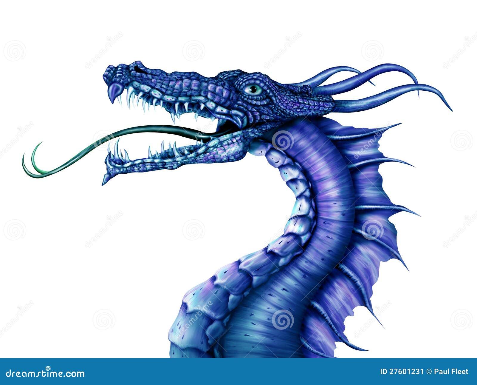 Blue Eyes White Dragon  Design