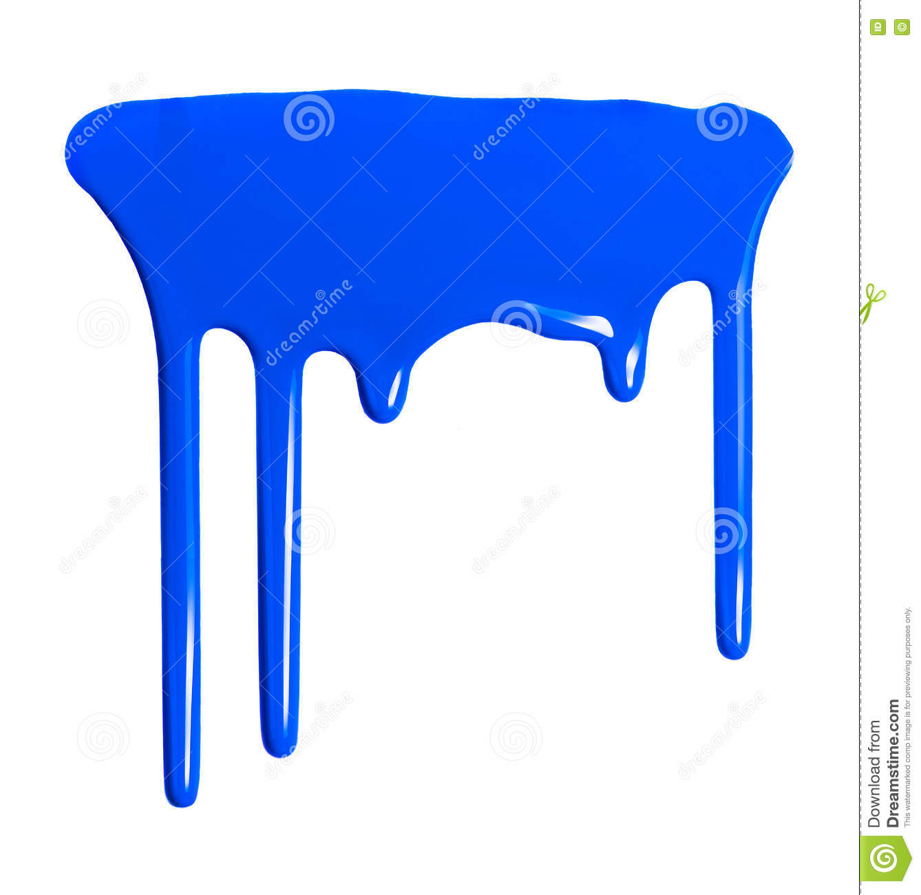 how to draw dripping paint