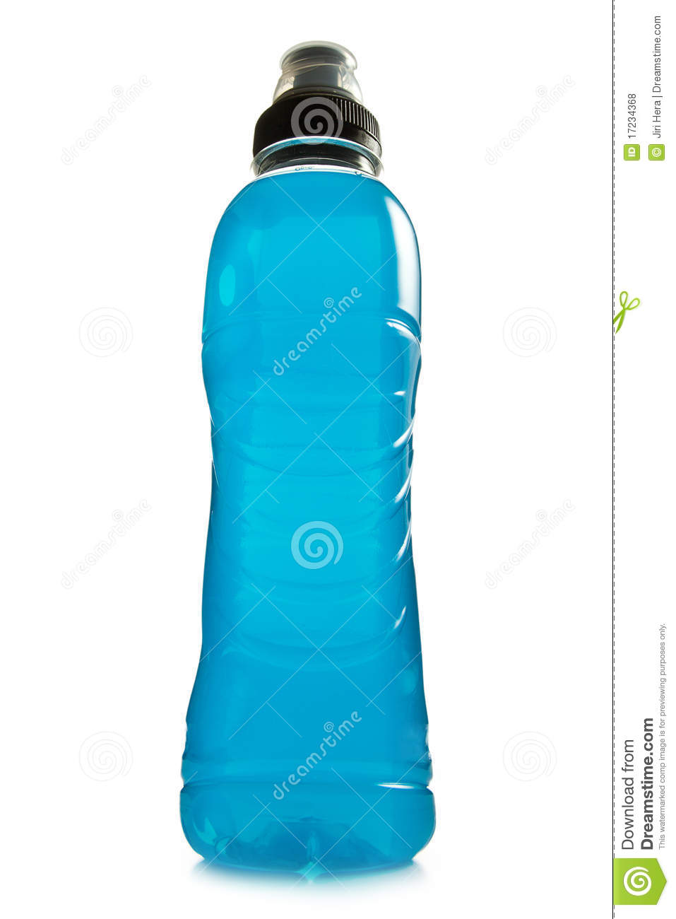 Blue Energy Drink Stock Photo Image Of Refreshing Quench