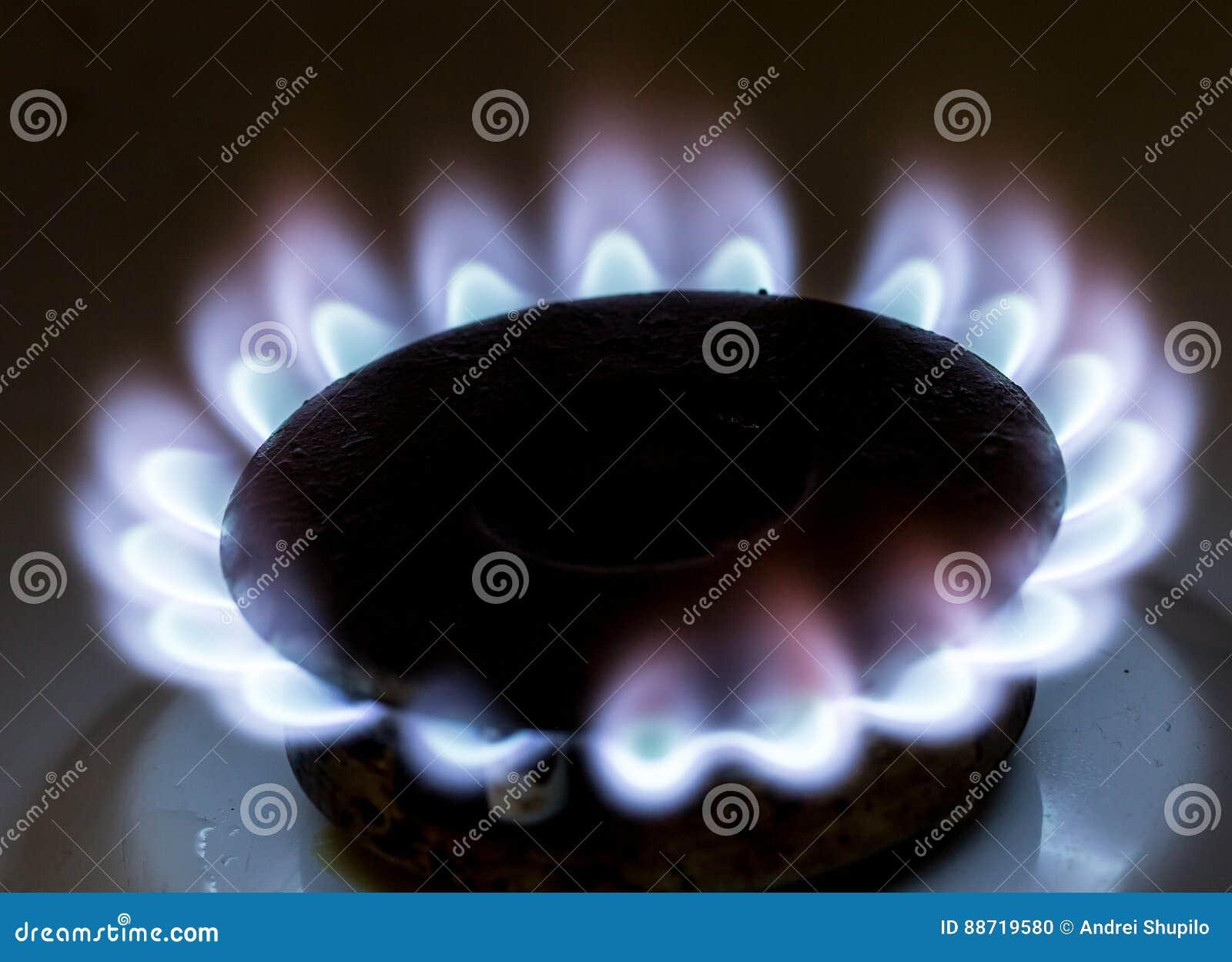 Natural Gas Flame Cartoon Vector 11526775