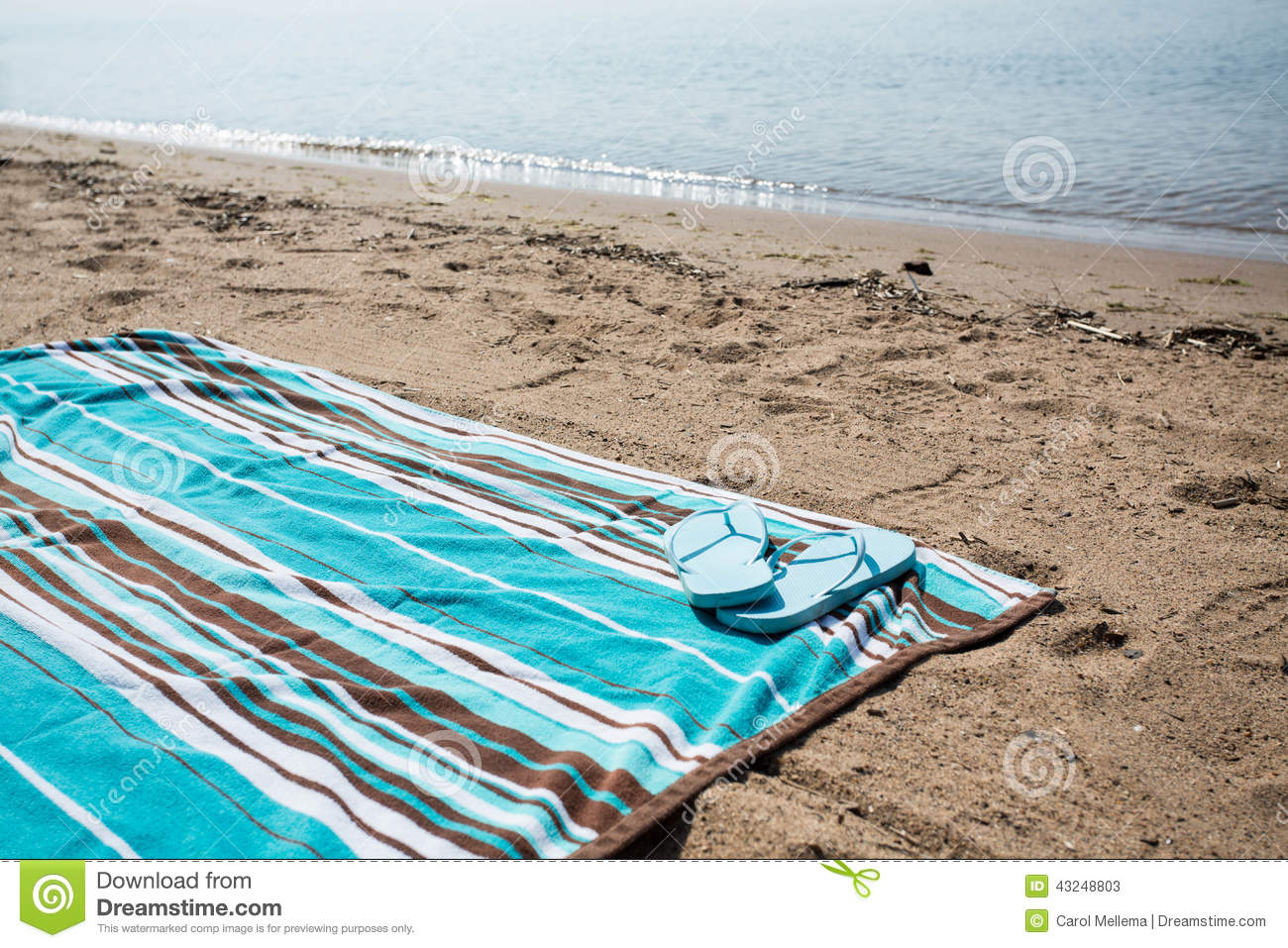 beach towels on sand. Michigan Travel Towel Images Blue Flip Flops On Beach Lake Shoreline Stock Image Jpg Towels Sand .