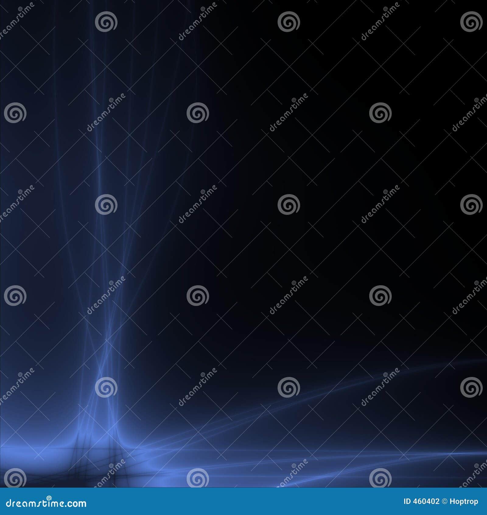 Download Blue fractal stock illustration. Illustration of wall, people - 460402