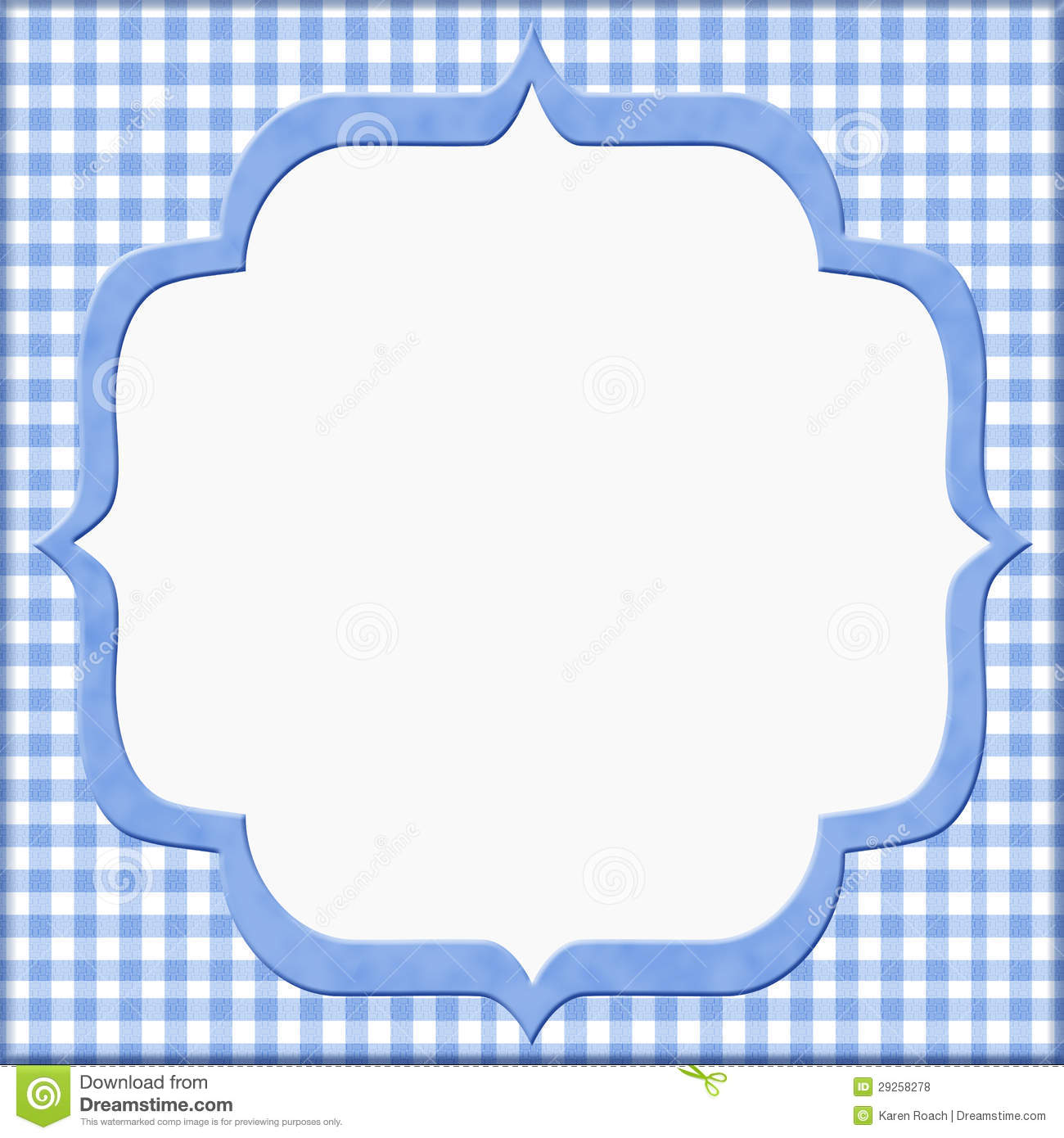 baby girl frame for text or photo royalty free cliparts vectors