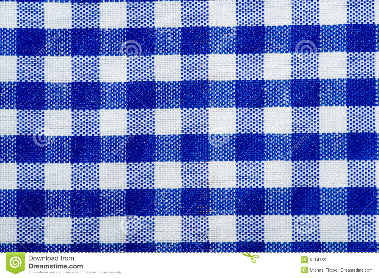 Exceptional Blue Gingham Background