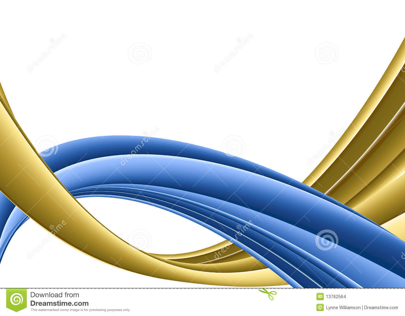 blue and gold background stock illustration illustration