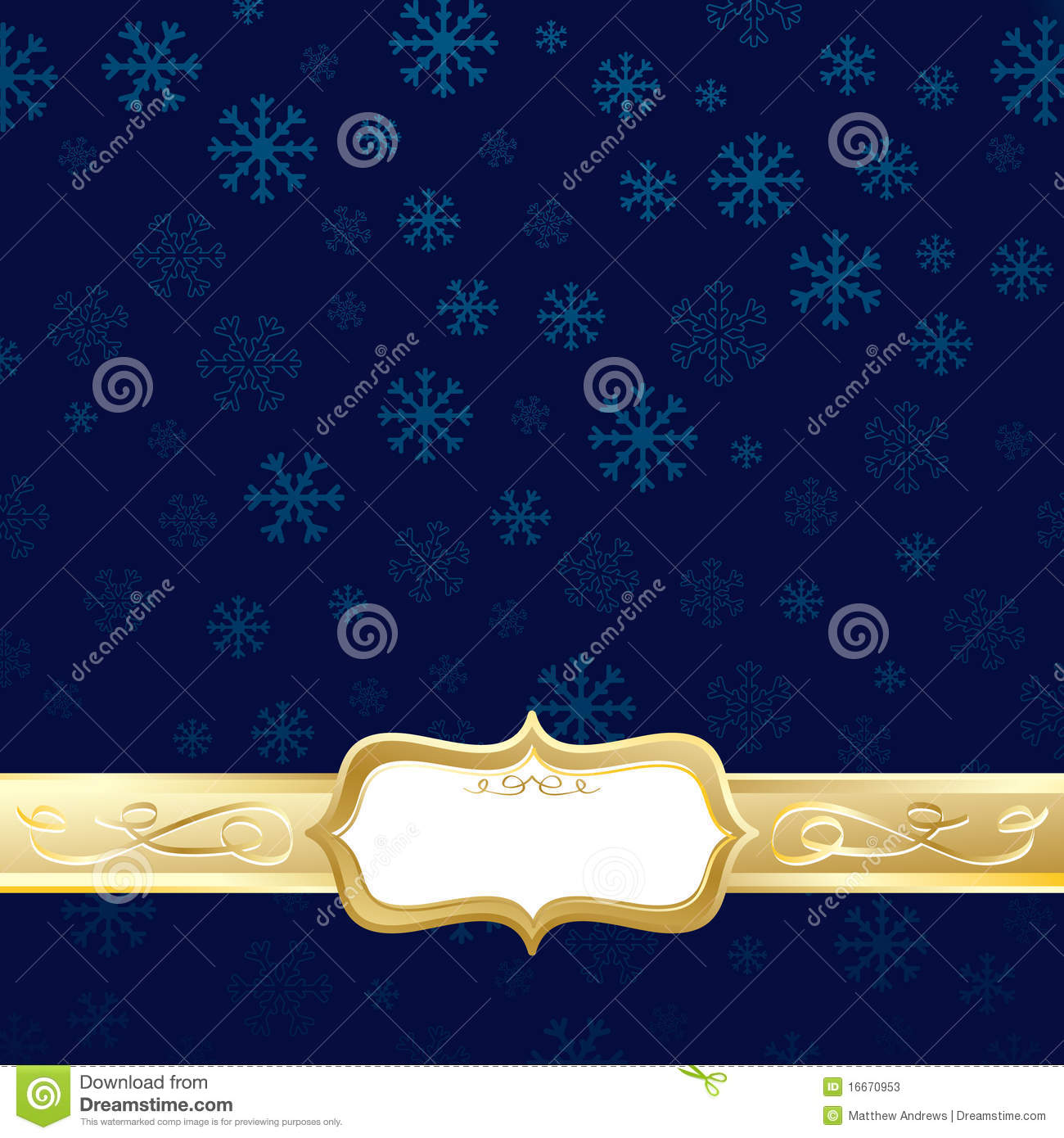 Blue and gold christmas stock photos image 16670953 for Blue and gold christmas