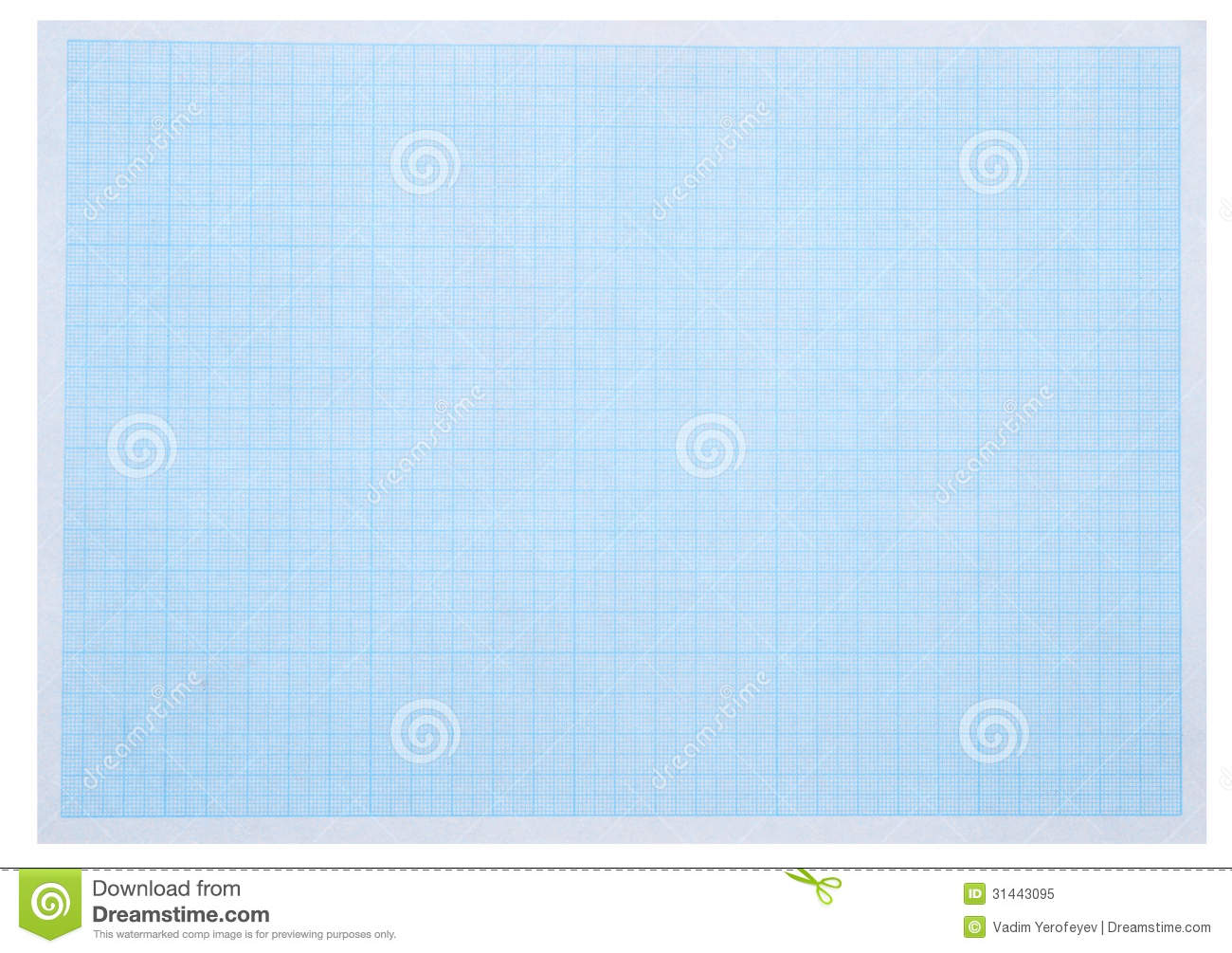 blue graph paper stock image  image of scale  design