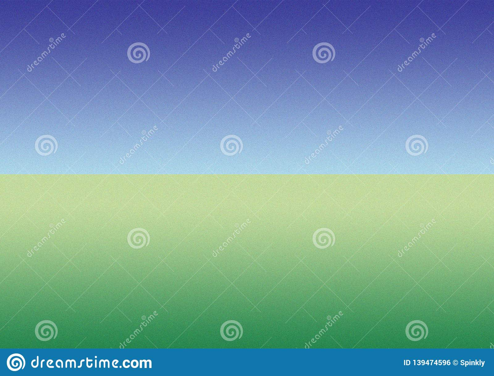 Blue Green Gradient Background Wallpaper Design Stock