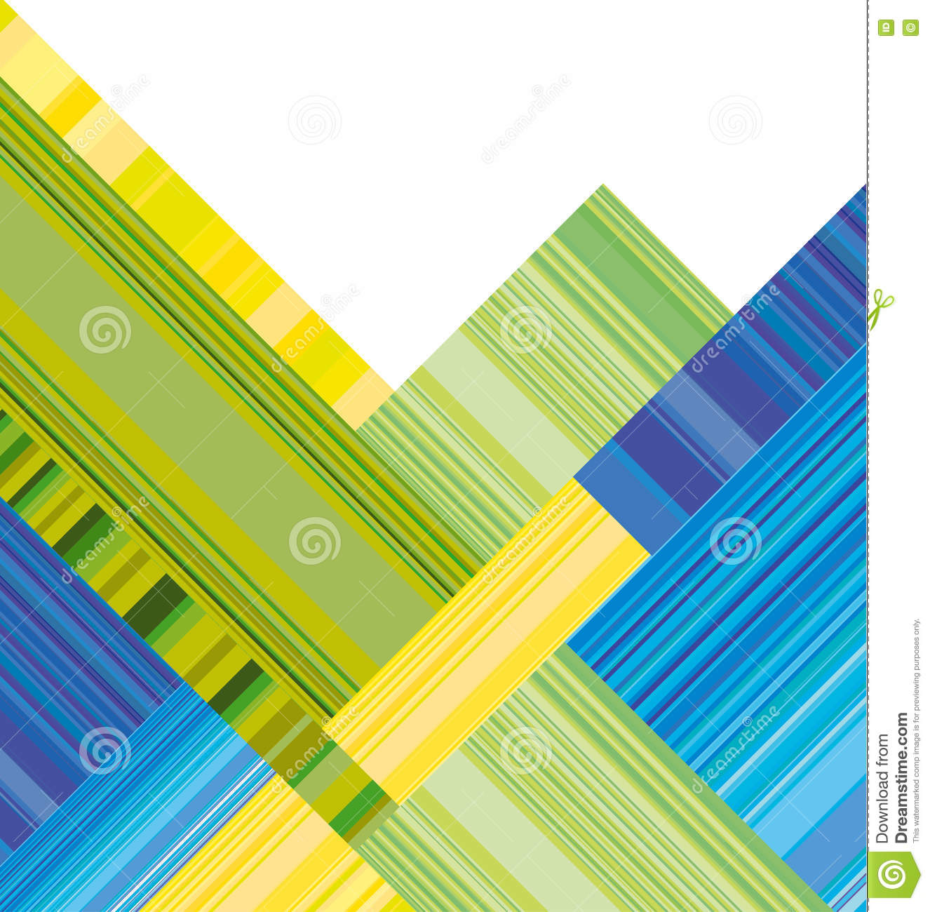 Blue and green pattern wallpaper - photo#48