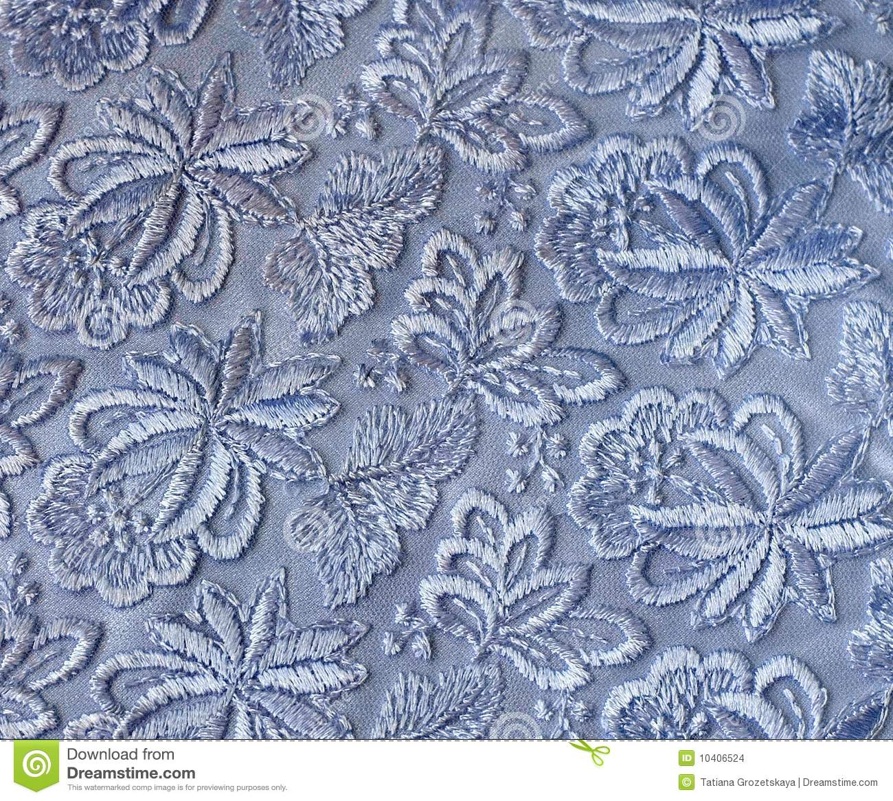 Blue Guipure Texture Stock Images Image 10406524