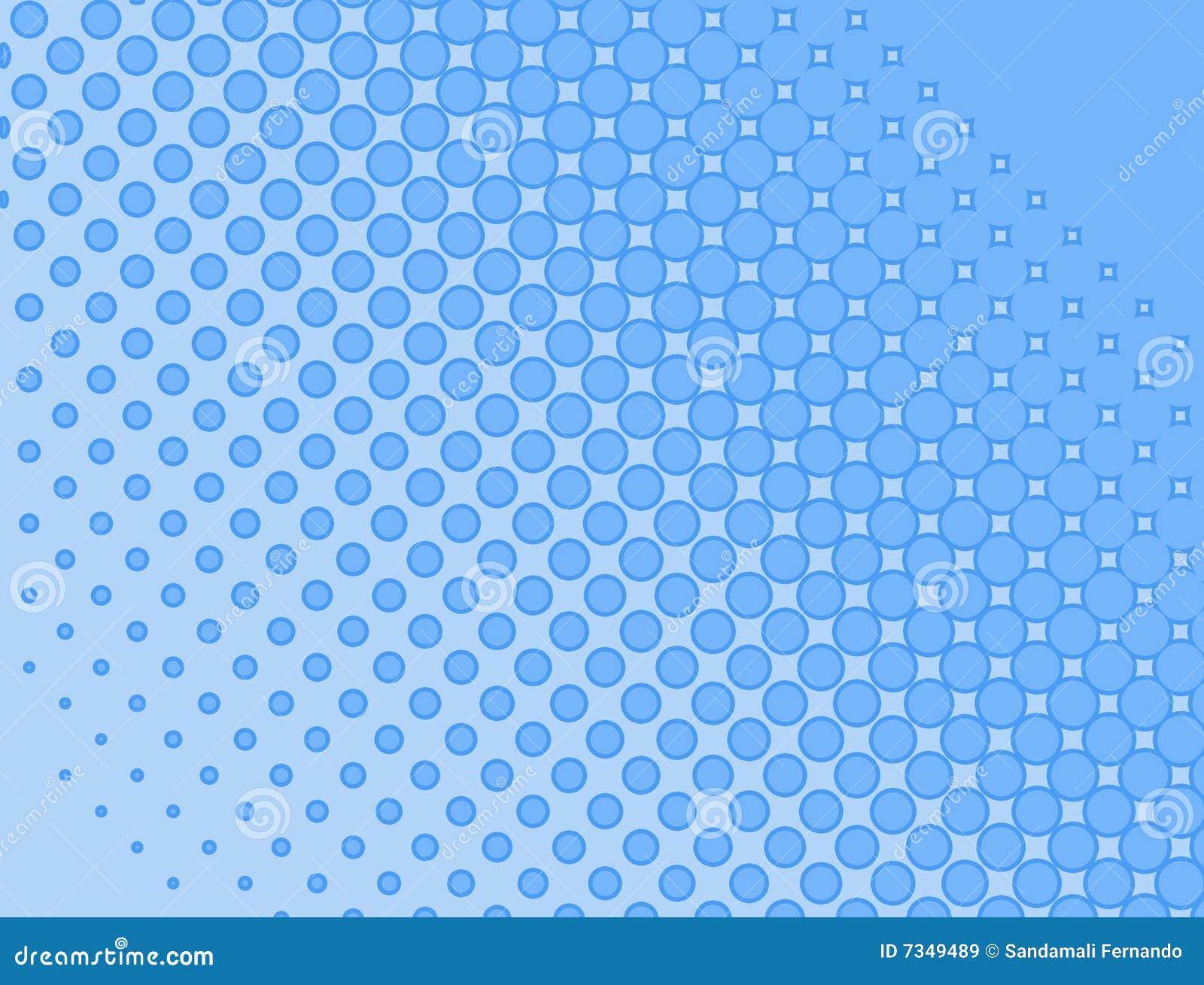 Cute Light Blue Wallpapers Halftone
