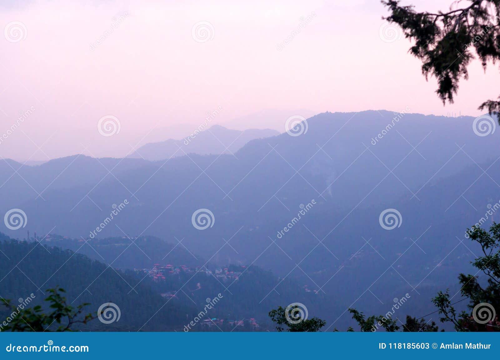 Ridge at blue hills