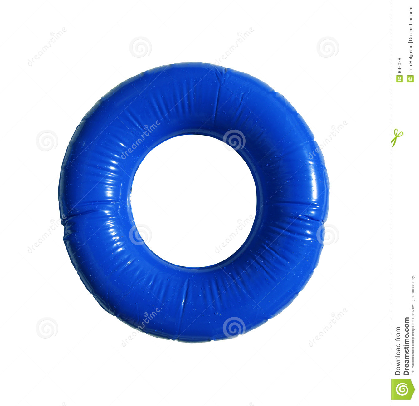 Blue Inner Tube Royalt...