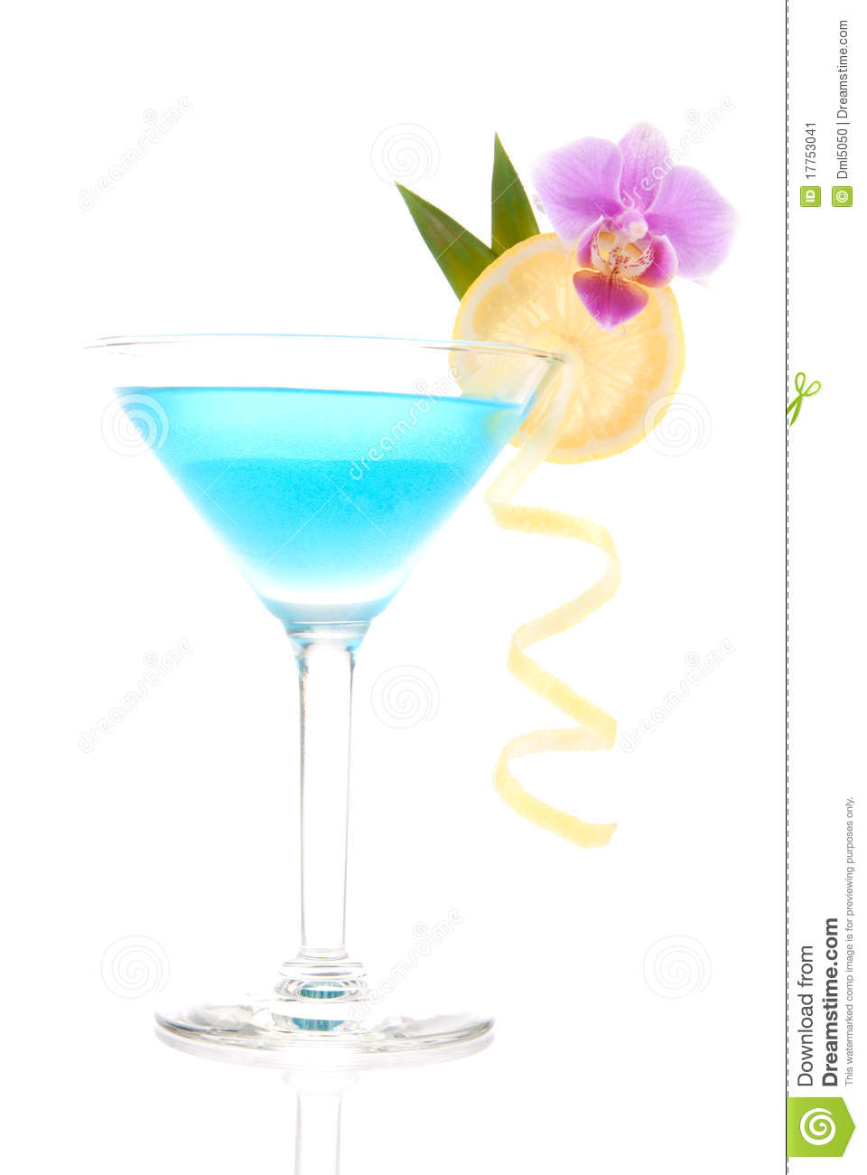 Blue lagoon cocktail stock image image of juice gourmet for Blue lagoon cocktail