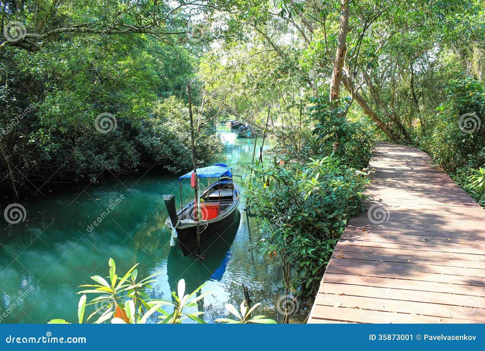 Blue Lagoon Krabi Thailand Stock Image Image 35873001